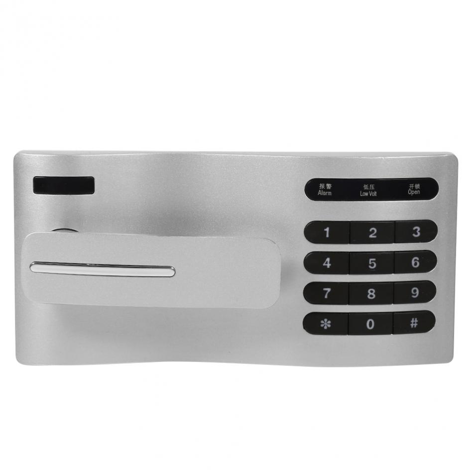 Touch Keypad Password Key Access Lock Digital Electronic Induction Cabinet Coded Door Locks For Locker