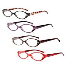 4a5a19b2ca Stylish Strength Cat Eye Leopard Print Men Women Reading Glasses Readers  Presbyopia +1.0 +1.5 +2.0 +2.5 +3.0 +3.5