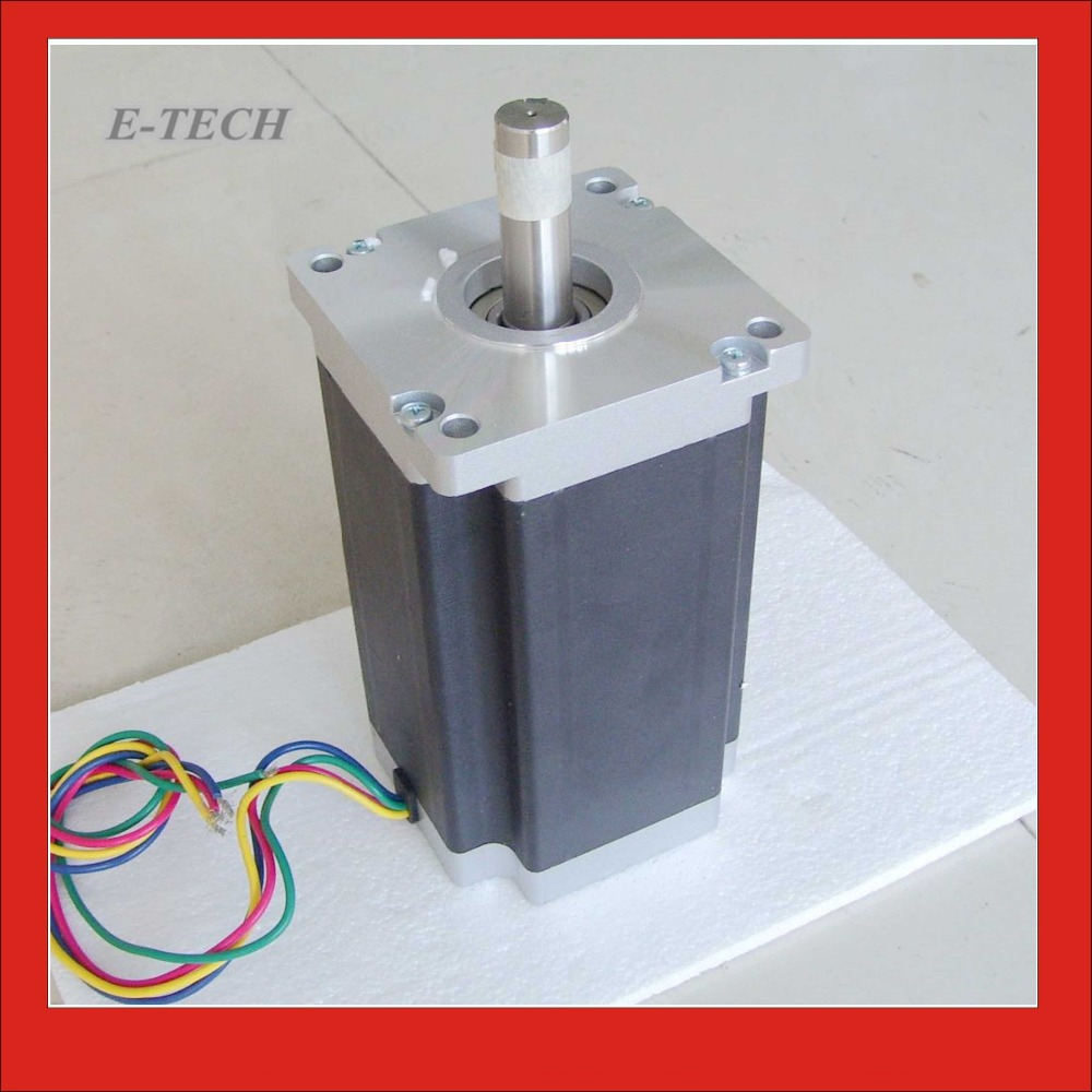 цена на 2Phase 4-lead NEMA 42 Stepper Motor 30N.m (4167oz-in) Frame 110mm Body Length 201mm CNC Stepping Motor CE ROHS