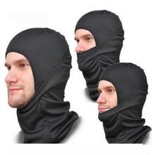 Шапка Зимняя Ветрозащитная Балаклава Лыжная маска для лица мотоциклетная грелка для шеи тактическая Балаклава Капюшон-конечная Тепловая удерживающая отрезка