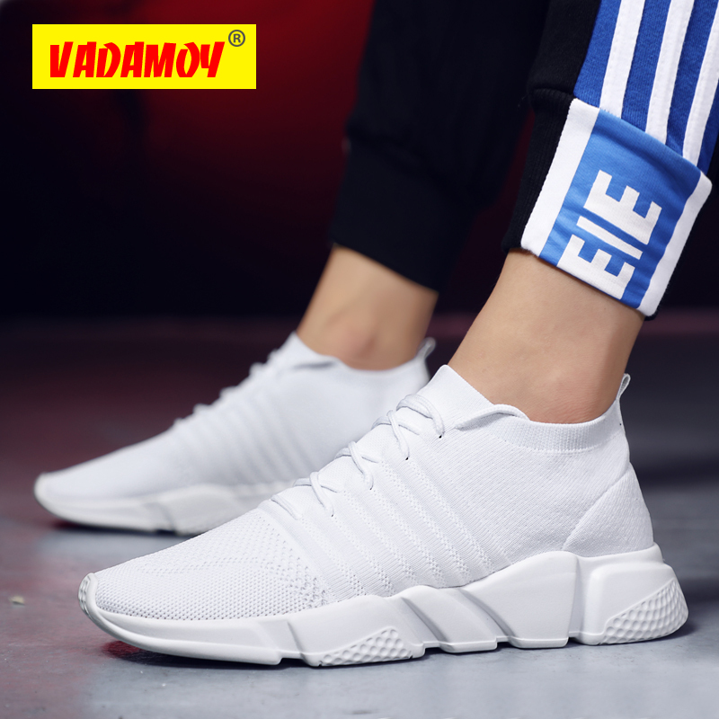 Big Size 48 Casual Shoes Men Sneakers Lightweight Breathable Man Couple Footwear Fashion Mesh Mens Walking Shoes in Men 39 s Casual Shoes from Shoes