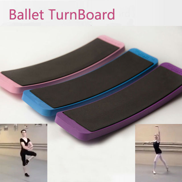 Ballet turnboard High wearing dance turn board for girls Blue Dance ballet foot Accessories Dancer Practice Circling Board Tools