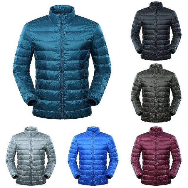 NewBang Plus 6XL 7XL Down Jacket Men's Large Size Ultra Light Down Jacket Men Duck Down Windbreaker Lightweight Feather Coats 5