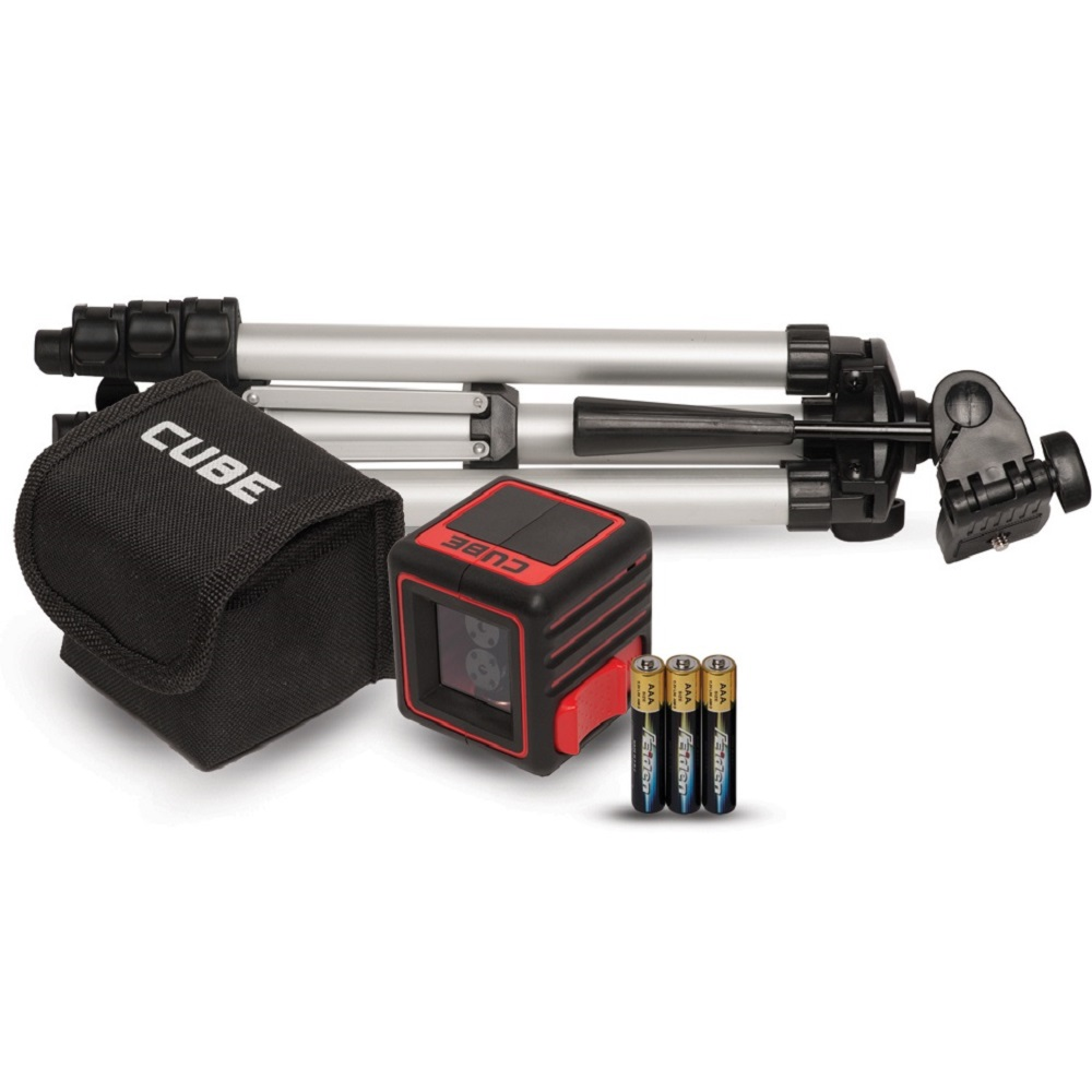 Automatic laser level ADA Cube Professional Edition automatic laser level ada cube basic edition