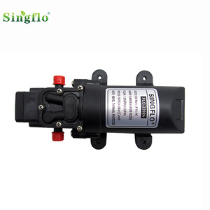 Image 2 - Water Pressure Pump Singflo FLO 2202A 12V  70psi 4L/min