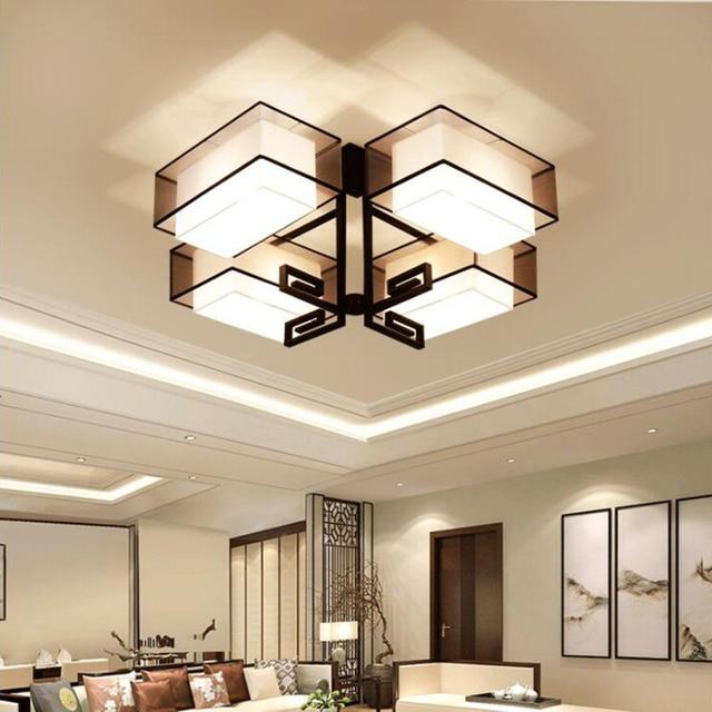 Chinesische Deckenleuchte Veranda Innenbeleuchtung Led Hause Licht  Wohnzimmer Lichter Leuchte Schlafzimmer E27 Quelle Postmodernen Shop Fitting
