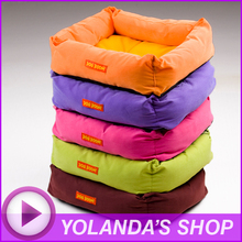 Hot Sales! DOG BOOM Fruit Color Pet Cat and Dog Bed Promotion 5 Colors Kennel SIZE M,L