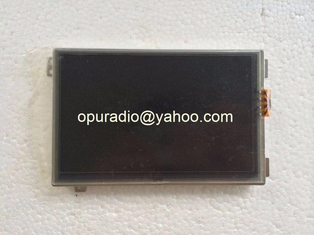 """ТПО """" ЖК-дисплей l5f30872p02/l5f30872p00/l5f30872p01 с сенсорной панелью для VW rns310 Skoda RNS315 rns313 автомобильный навигатор экран"""