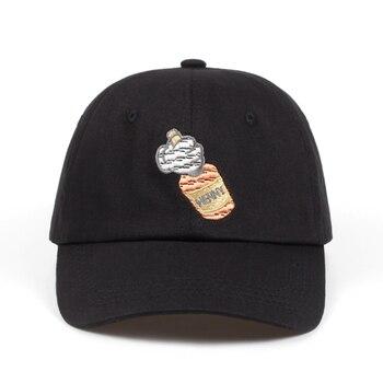 Henny bordado gorra de béisbol para hombres mujeres bottleBrand botella  cosmonauta Snapback algodón Hip Hop papá sombrero Garros 3104f039fc5