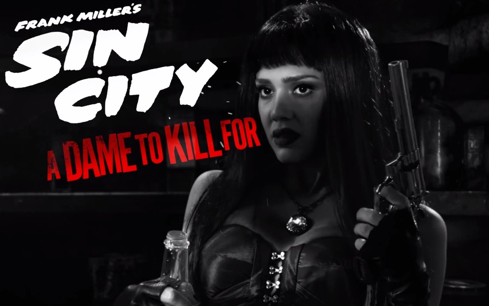 Sin City 2 Movie Poster