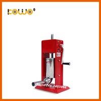 Профессиональный вертикальный руководство 3L колбаса наполнителя пищевой making машина для продажи