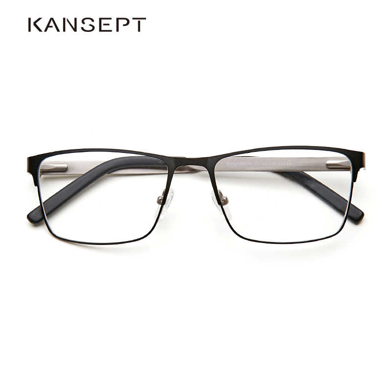 938971be8ca Metal Men Glasses Frame Men Glasses Fashion Accessories 2018 Clear Lens  Transparent Design Spectacle Frames