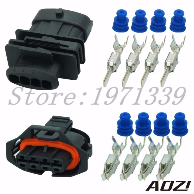 10 sets auto wiring connector waterproof dj7046a 3d5 11 21 for car rh aliexpress com Car Wiring Connectors Car Wiring Connectors