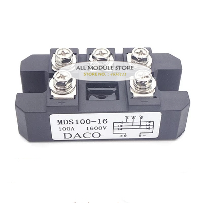 MDS100A 3-Phase Diode Bridge…