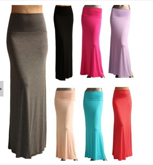 Online Buy Wholesale long jersey skirt from China long jersey ...