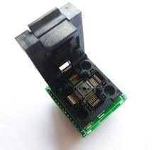 Бесплатная доставка универсальный программатор TQFP32 QFP32 LQFP32 к DIP32 разъем адаптера