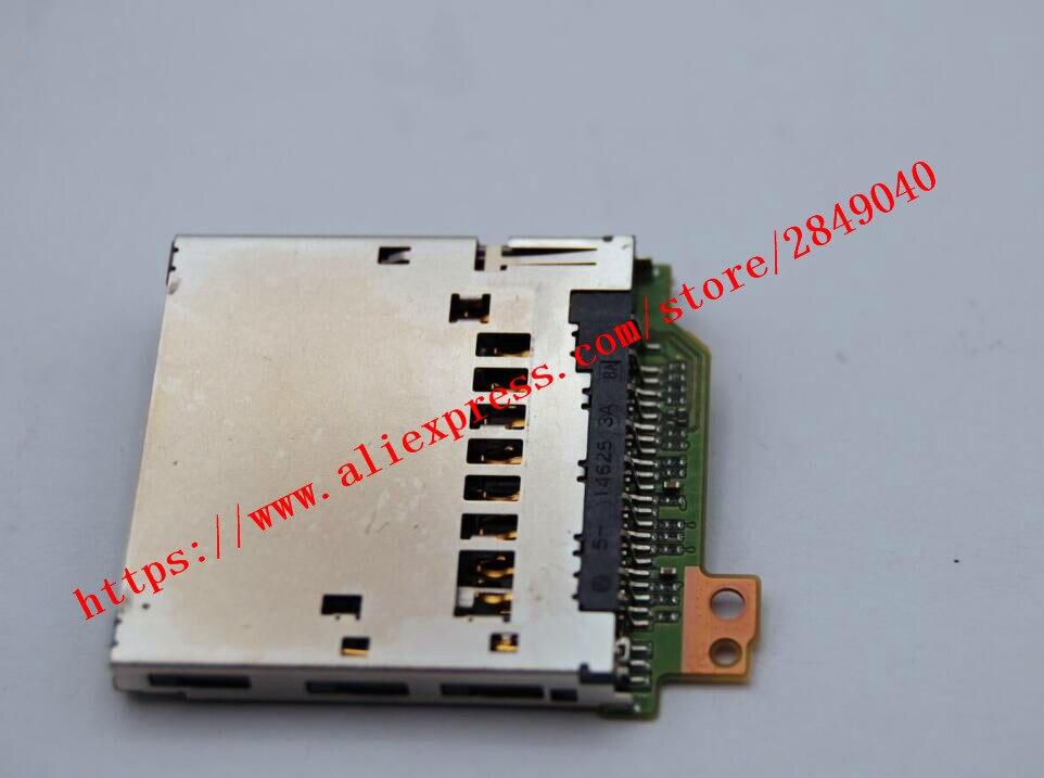 Nouvelle carte de fente de carte SD A6000 pour Sony ILCE-A6000 ILCE-6000 unité de pièce de réparation de caméra