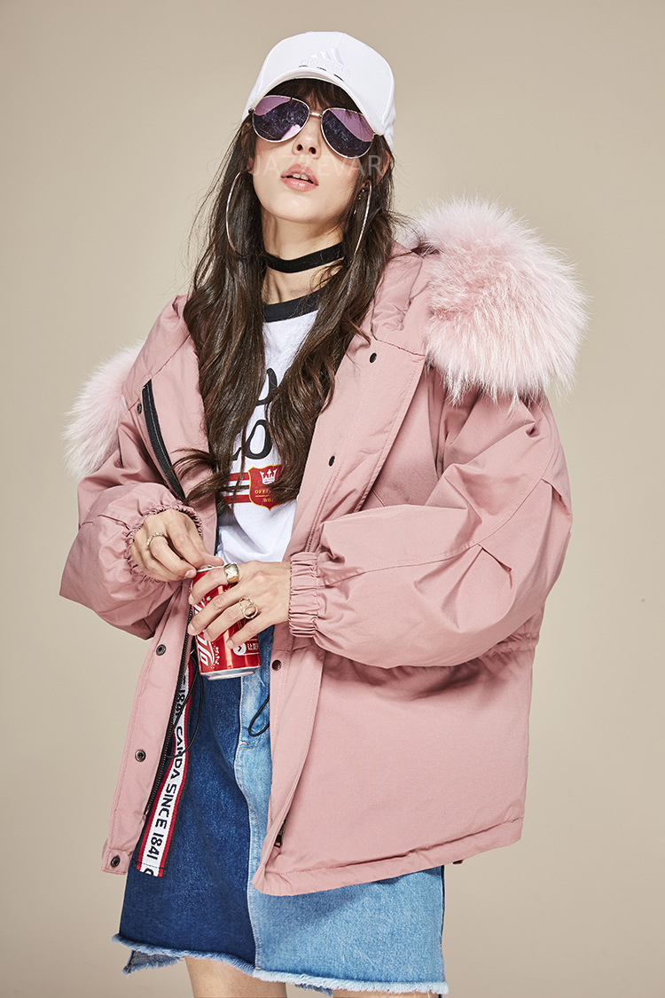 winter warm Long Snow Wear Women Cotton Coat Long Sleeve Thick Coat Solid Casual Zipper Women Tops Warm Winter Clothes(China)
