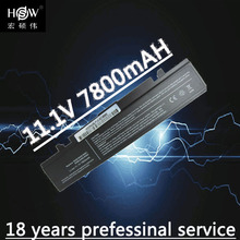 HSW 9cells Laptop Battery for SAMSUNG R580 R540 R530 R429 R520 R428 R522 R528 R420 R425 R780 R525 AA-PB9NC6B AA-PB9NS6B bateria