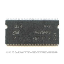 MT46V64M8P-6TITF чип для автоматического использования
