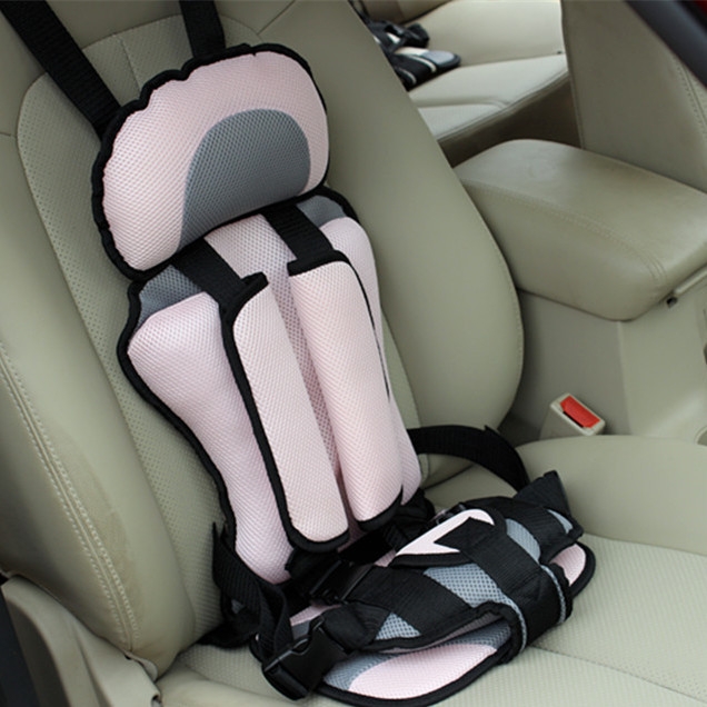 infant car seat safety blue coffee gray pink red color durable toddler car booster seat protect. Black Bedroom Furniture Sets. Home Design Ideas