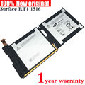100% nova original bateria do tablet para microsoft surface 1 rt rt1 1516 9hr-00005 p21gk3 21cp4/106/96