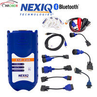 NEXIQ 125032 USB Link NEXIQ2 USB/Bluetooth NEXIQ Авто Heavy Duty Truck сканер инструмент NEXIQ USB Link лучше, чем DPA5