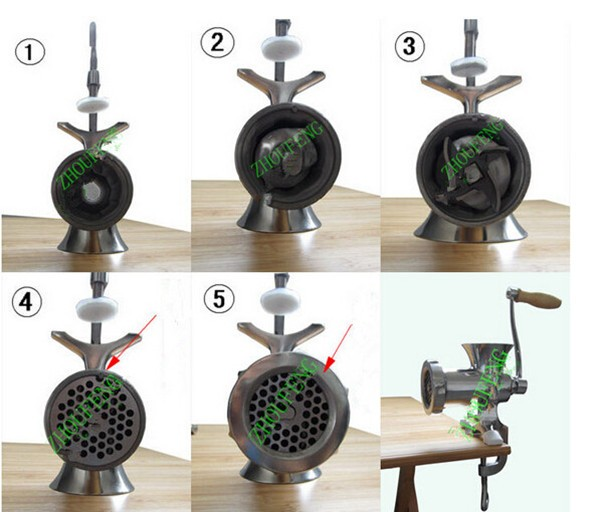 noodle machine grinder Last 3