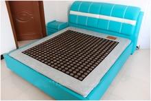 2016 Best Selling New Arrival Health Care Heating Jade Mat Korea Jade Mattress Heating Massage mattress Made in China 1.0X1.9M