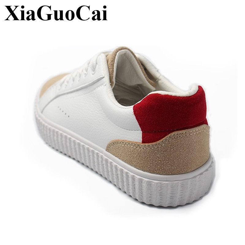 New Canvas Shoes Men Fashion Lace-up Casual Shoes Spring&autumn White All-match Shoes High Quality Comfortable Flats Shoes H696