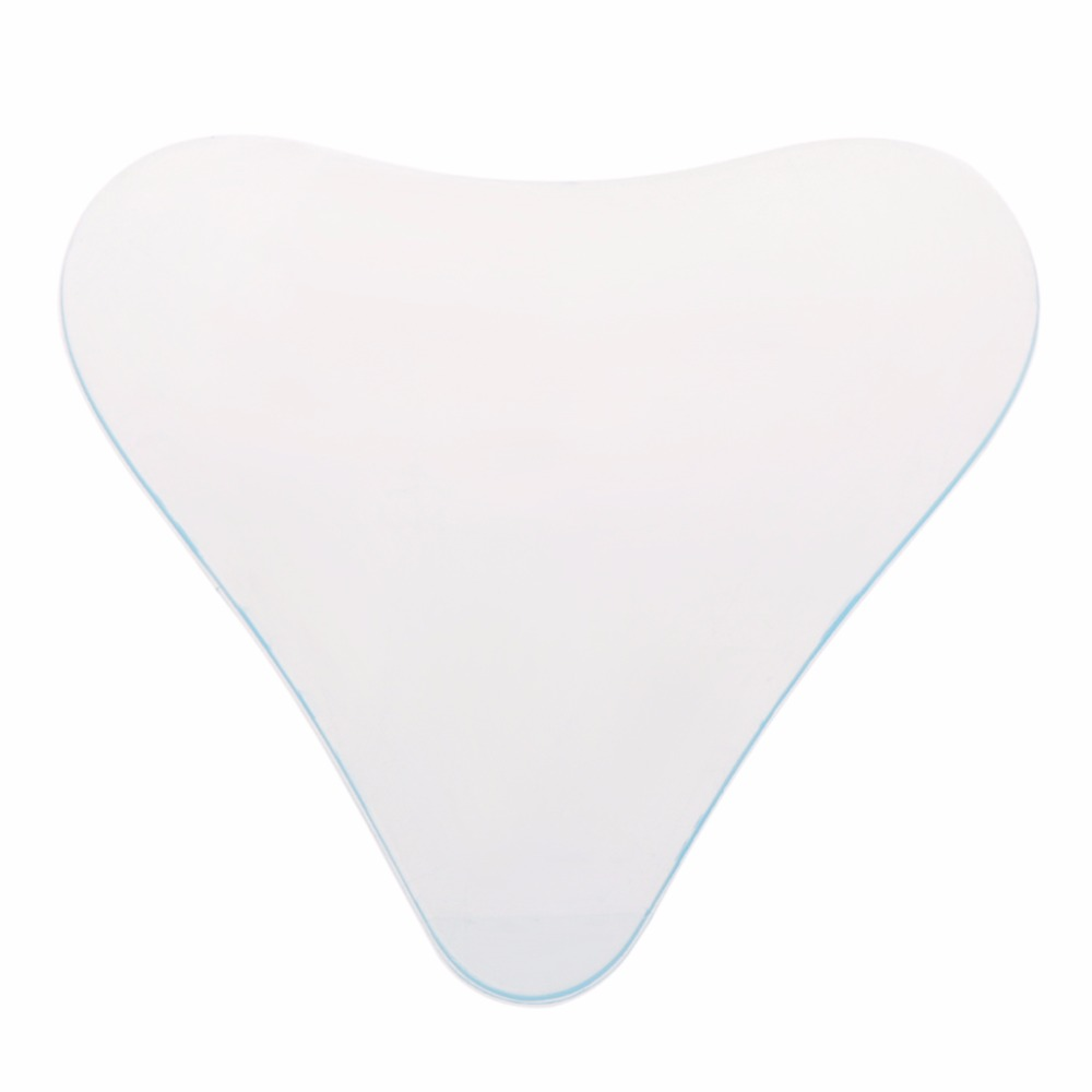 Reusable Anti Wrinkle Chest Pad Silicone Self Adhesive Patch Eliminate Skin Care
