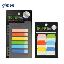 купить Colorful Kawaii Memo Pad Sticky Note Creative Cute Bookmark Self-Adhesive Paper Sticker Label Office School Supplies GM05-0078 дешево