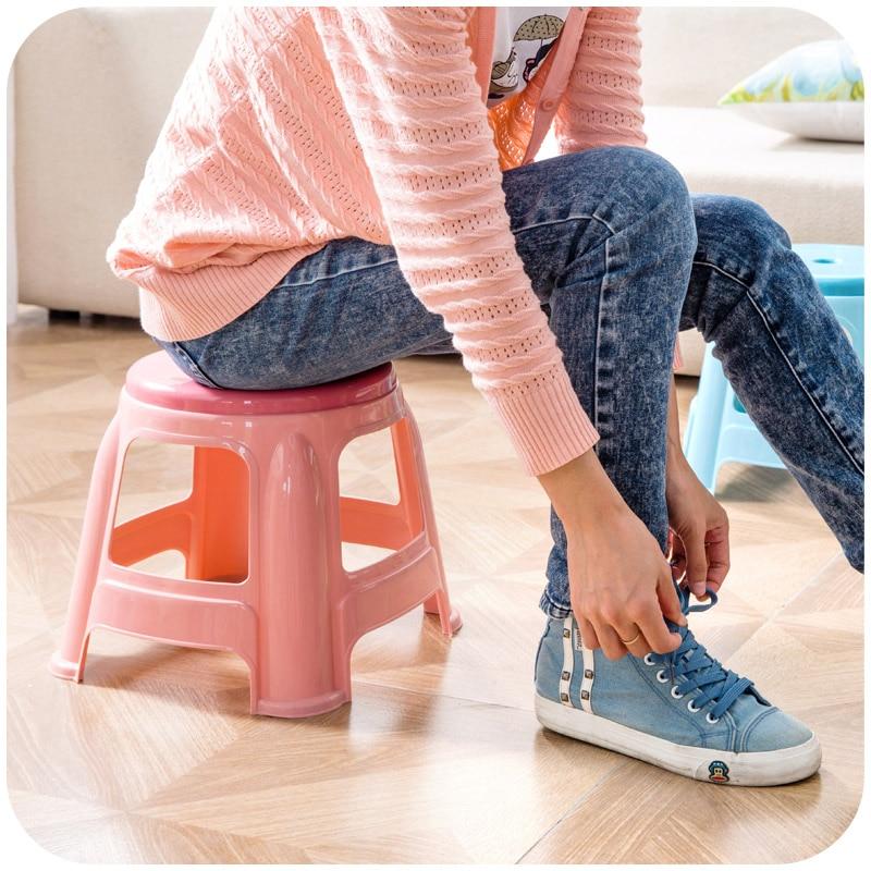 aeProduct. & Aliexpress.com : Buy Thick plastic small round stools home adult ... islam-shia.org