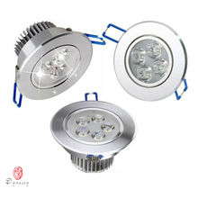 10Pcs/Lot LED Ceiling Light High Power Spotlight Conceal Recessed Commercial Downlight Foyer Restaurant Free Shipping Dynasty