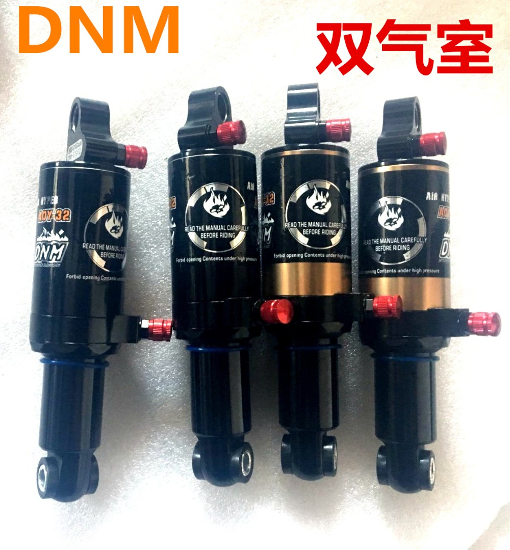 DNM aoy32 165mm suspension pneumatique descente VTT vélo arrière suspension antichoc