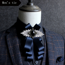 Newest Polyester Mens Bow Tie Brand Classic Ties Bowtie Leisure  wedding Business Shirts Bowknot Cravats Accessories
