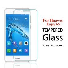 For Huawei Enjoy 6S 0.26mm 9H Hard 2.5D Anti Shatter Tempered Glass For Huawei Enjoy 6S Screen Protector Film tempered glass screen protector anti shatter film for bluboo xtouch