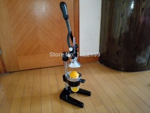 Restaurant / Bar Orange Lemon Citrus Juice Press Juicer Stainless Steel Cone