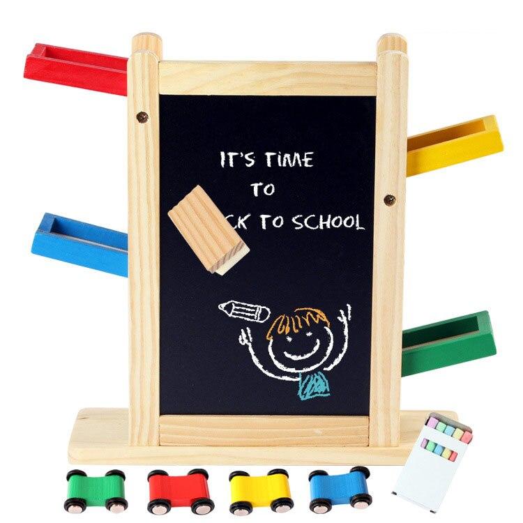 Bebê montessori brinquedo de madeira educacional criativo