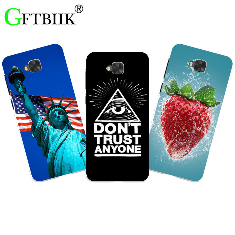 Fashion Cute Cartoon <font><b>Phone</b></font> <font><b>Case</b></font> For <font><b>Asus</b></font> <font><b>Zenfone</b></font> <font><b>4</b></font> <font><b>Selfie</b></font> Pro ZD552KL Soft Silicone Cover Animal Flower Flag Back Shell image