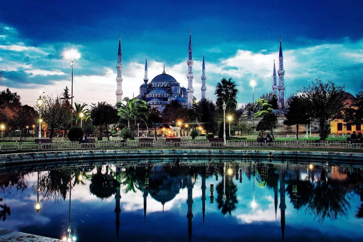 ᗕSultán Ahmet mezquita turco Imperio Otomano arquitectura Islámica ...