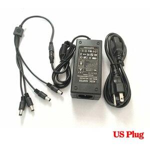 Image 5 - HKIXDISTE 12 V 5A 4 Port CCTV Camera AC Adapter Power Box di Alimentazione Per La Telecamera A CIRCUITO CHIUSO