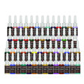 Tinta de tatuagem Tattoo Supplies 54 Cores tintas 5 ml/bottle Conjunto Completo Abastecimento SL126