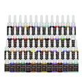 Tinta del tatuaje Fuentes Del Tatuaje 54 tintas de Color 5 ml/bottle Juego Completo de Alimentación SL126