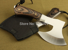 Free freight  Luxury Factory direct camp axe+ Multi function axe