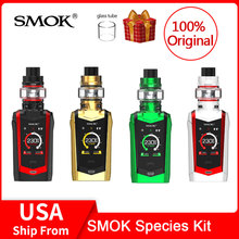 Original SMOK Species Kit 230W With TFV8 Baby V2 Tank +V8 baby V2 A1/A2 Coils Electronic Cigarette smok species smok vape kit цена