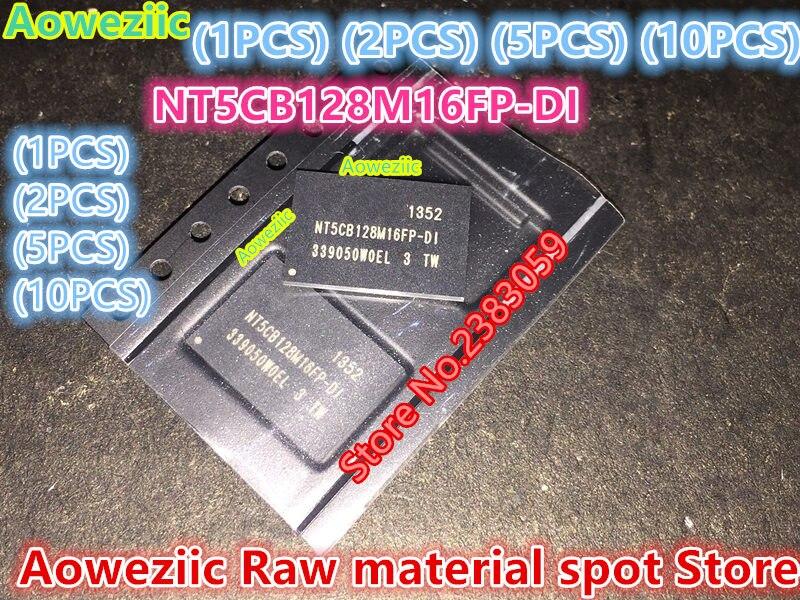 Aoweziic (1 PZ) (2 PZ) (5 PZ) (10 PZ) 100% nuovo originale NT5CB128M16FP-DI BGA chip di Memoria NT5CB128M16FP DI