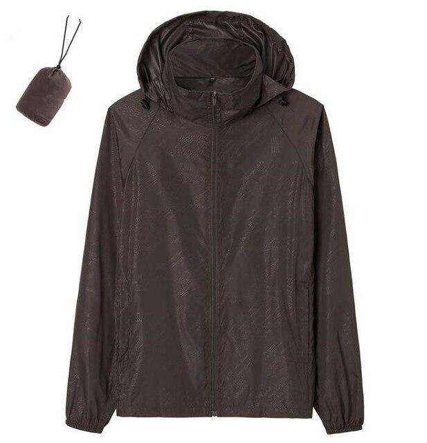 New Summer Women Long Sleeve Raincoats Jackets Coats Fashion Windproof Hoodies Ladies Coats XS-XXXL