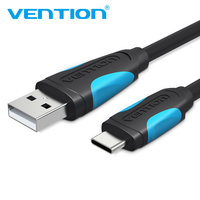 Vention USB Type C Cable 3.1 Fast Charging cable USB 2A Cable Data Cable USB C charge cable for Samsung S8 Xiaomi Macbook Huawei