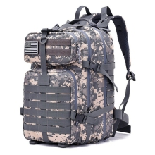 AikePet 48L Military Tactical Assault Backpack Army 3D Waterproof Outdoor  Bag large 6da49698cc062